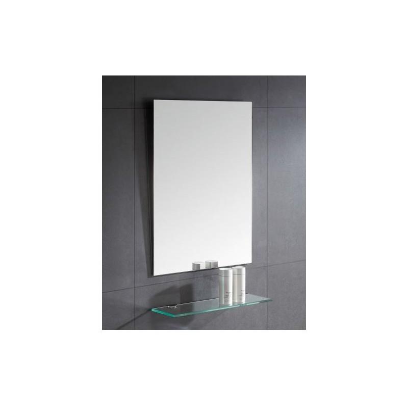 Miroir infrarouge lointain infranomic avec sans cadre for Miroir sans cadre
