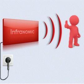 Accessoires Infranomic.