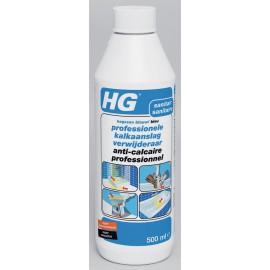 HG anti-calcaire professionnel bleu 500ml