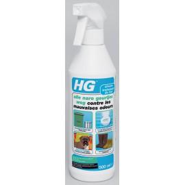 HG contre les mauvaises odeurs