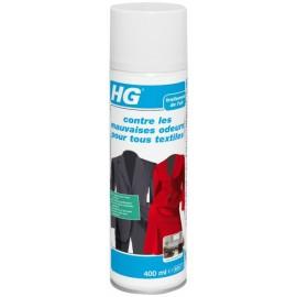 HG contre les mauvaises odeurs pour textiles