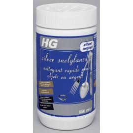HG nettoyant rapide pour objets en argent
