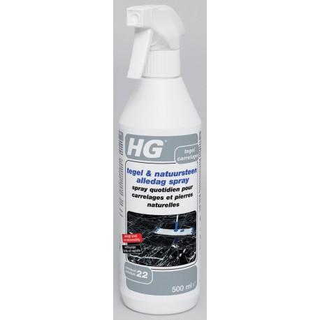 HG nettoyant quotidien pour carrelages et pierres naturelles