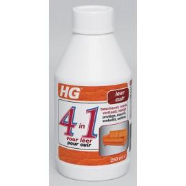 HG 4 en 1 pour cuir