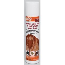 HG imperméabilisant pour cuir contre eau, huile, graisse & autres saletés