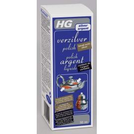 HG polish argent liquide