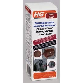HG réparateur transparent pour cuir