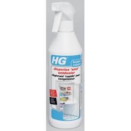 HG dégivrant 'rapide' pour congélateur