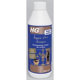 """HG shampooing """"éclat"""" du cuivre"""