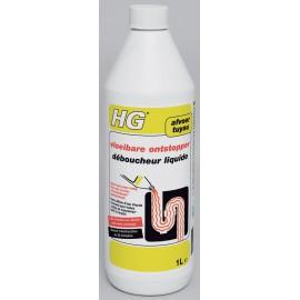 HG déboucheur liquide