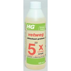 HG spray dégraissant recharge