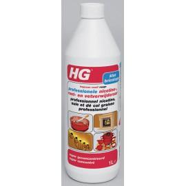 HG nicotine, suie et décol graisse professionnel (HG rouge) 1L