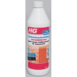 HG agent contre l'efflorescence de maconnerie