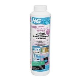 HG recharge de pastilles de sels absorbeurs d'humidité - parfumée