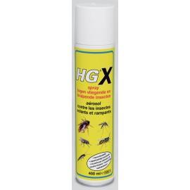 HGX aéro. contre insectes volants & rampants