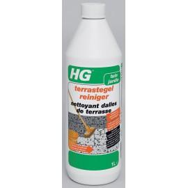 HG nettoyant dalle de terrasse