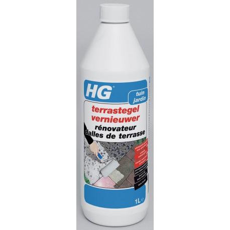 HG rénovateur dalles terrasse