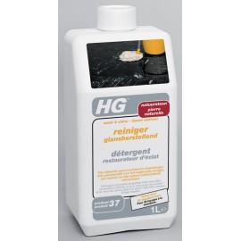 HG détergent restaurateur d'éclat 1L (wash&shine-lavant lustrant) pour marbr.&pier.natur.
