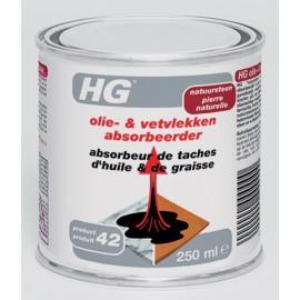 HG absorbeur de taches d'huile & de graisse