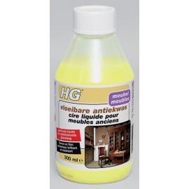 HG cire liquide pour meubles anciens - naturel