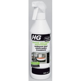 HG nettoyant pour micro-ondes (combinés)
