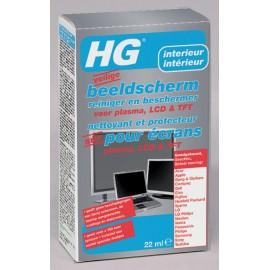 HG nettoyant et protecteur sûr pour ecrans