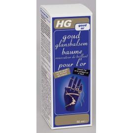 HG baume rénovateur de brillant pour l'or