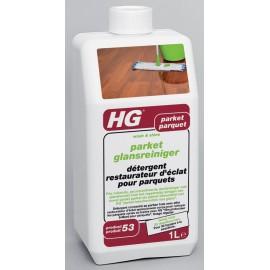 HG détergent restaurateur d'éclat pour parquets