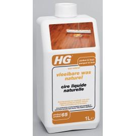 HG parquet cire liquide naturelle