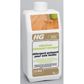 HG détergent puissant pour sols huilés