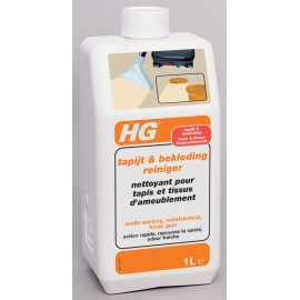HG nettoyant pour tapis & tissus d'ameublement