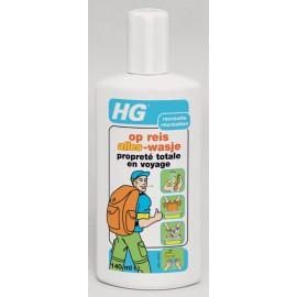 HG propreté totale en voyage