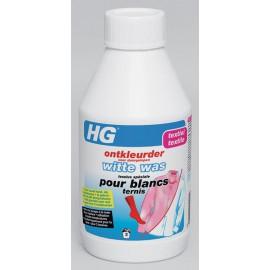 HG lessive spéciale pour blancs ternis