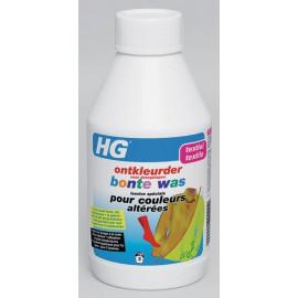 HG lessive spéciale pour couleurs altérées