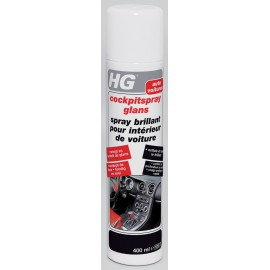 HG spray brillant pour intérieur de voiture