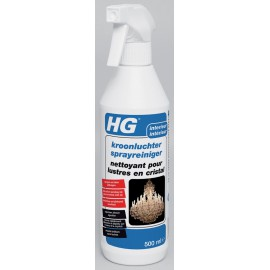HG nettoyant lustres en cristal