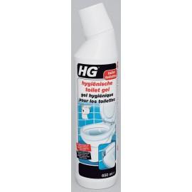 HG gel hygiénique pour les toilettes