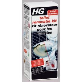 HG kit rénovateur pour les toilettes