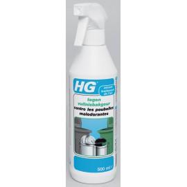 HG contre les poubelles malodorantes