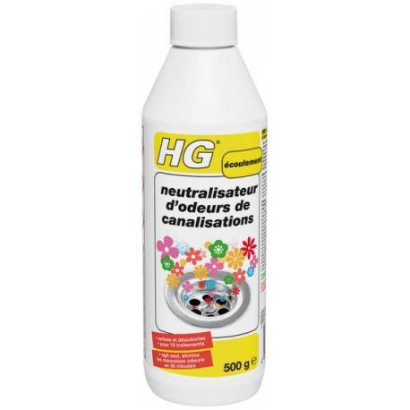Hg neutralisateur d odeurs de canalisations fra cheur facile for Odeur canalisation cuisine