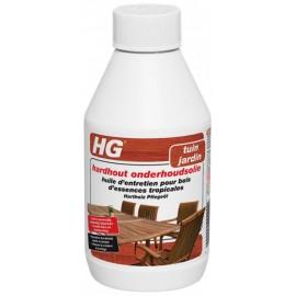 HG huile d'entretien pour bois d'essences tropicales
