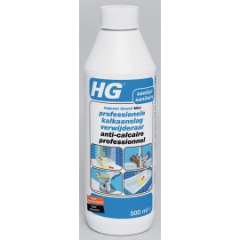 HG anti-calcaire professionnel (HG bleu) 500ML