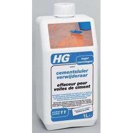 HG effaceur pour voiles de ciment (HG extra) 1L