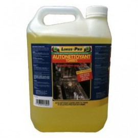 Limus Pro Auto Nettoyant Tombe 5L