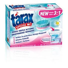 Tarax WC tablette 3 en 1