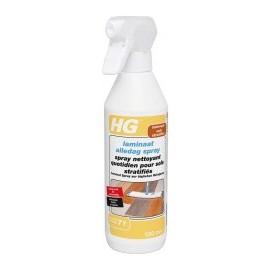 HG nettoyant brillant pour sols stratifiés