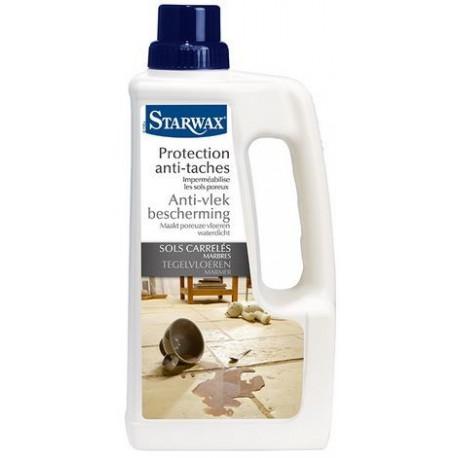 Starwax Protection Anti-Taches pour Sols Poreux