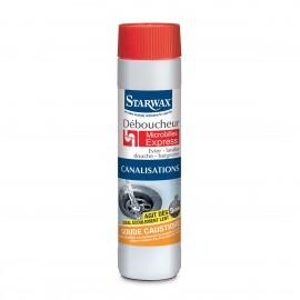 Starwax - Déboucheur microbilles pour canalisations