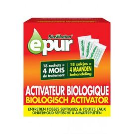 Epur - Activateur Biologique 4 Mois