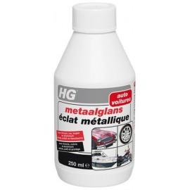 HG éclat métallique